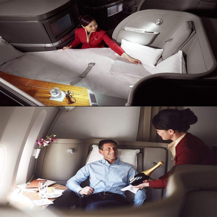 #Repost June - July 2015 Edition  Feel the experience as a premium people with the refreshed first class flight of Cathay Pacific Airways  #LifeStyle #RegistryE