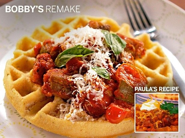 Bobby Deen's Healthy Take on Paula Deen's Recipes. 31 lighter recipes.