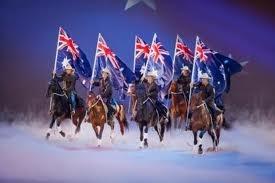 """Outback Spectacular"" Show, Gold Coast, Australia"