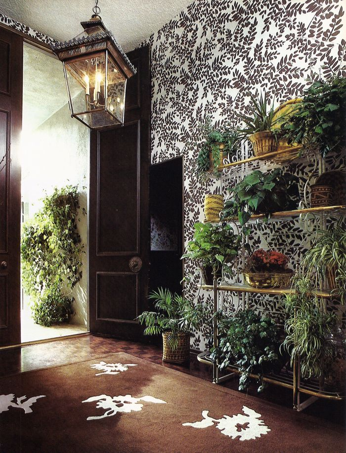 1000 images about beautifing the home indoor plants on for Garden design 1970s