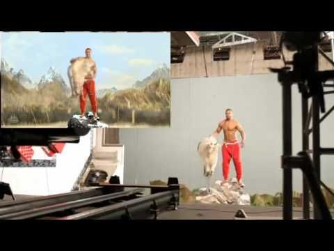 Old Spice commercial, HOW IS THIS POSSIBLE