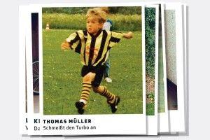 """Thomas Müller. """"Er war ein Hering"""""""