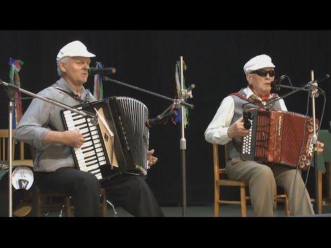 Karel Císař a Václav Janeček 2016