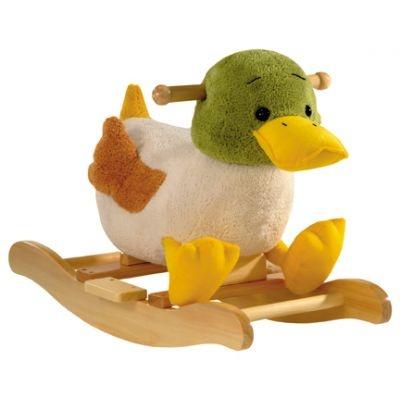 Rocking duck