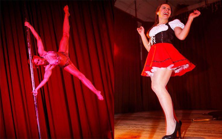 Pole Danse & Gogo danseuse : Ces artistes gymnastes réchaufferont l'ambiance par leurs grâces et leurs performances techniques à couper le souffle.