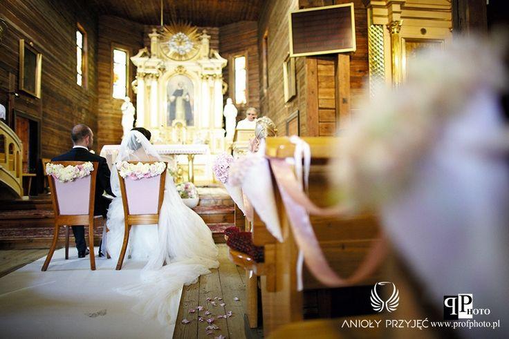3. Butterfly Wedding,Church decor / Motylkowe wesele,Dekoracje kościoła,Anioły Przyjęć
