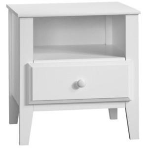 White nightstand - Target $13