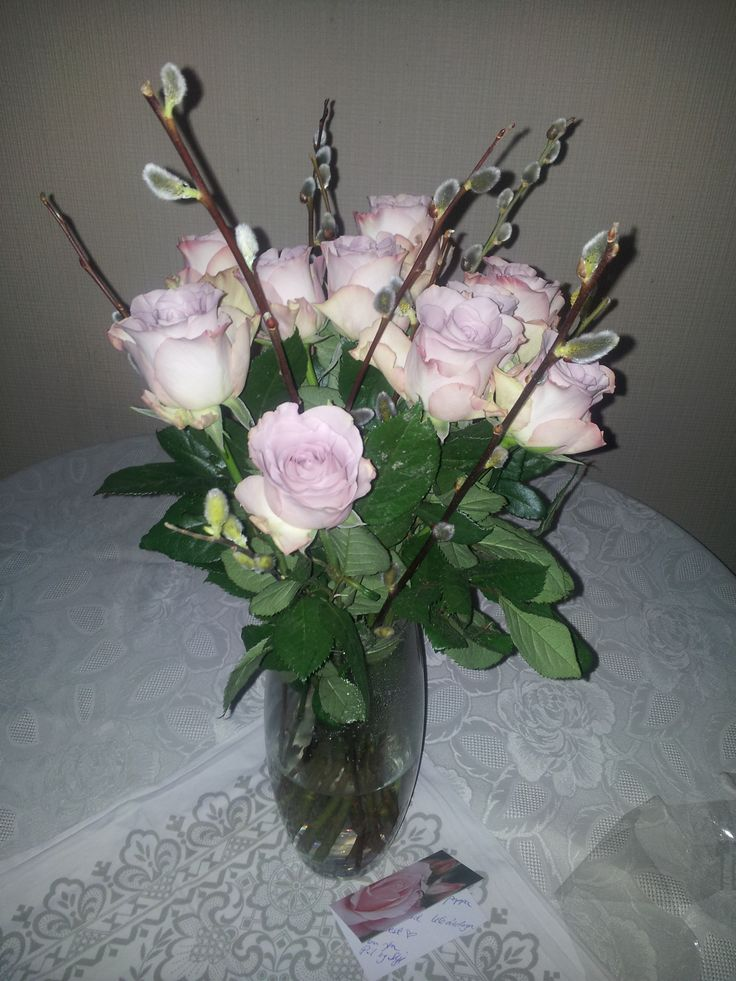 roser og gåsunger fra min datter