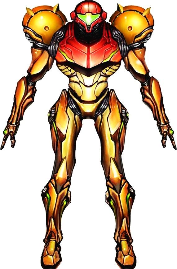 Metroid prime porn