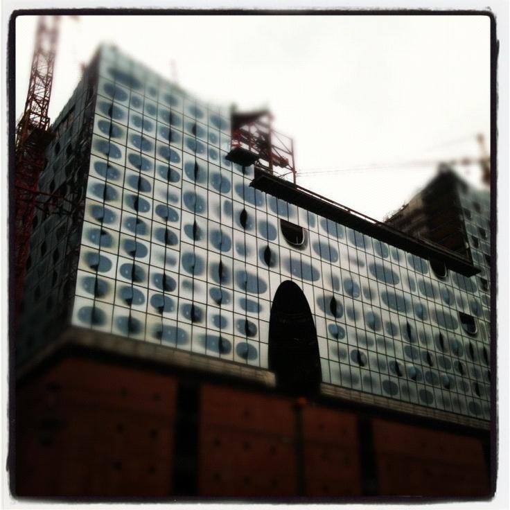 Elbphilharmonie - die Unvollendete