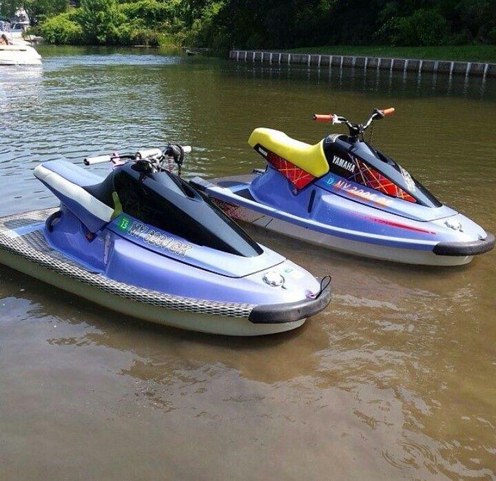 Yamaha Wave Blaster - Yamaha Wave Blaster Jet Ski DJR
