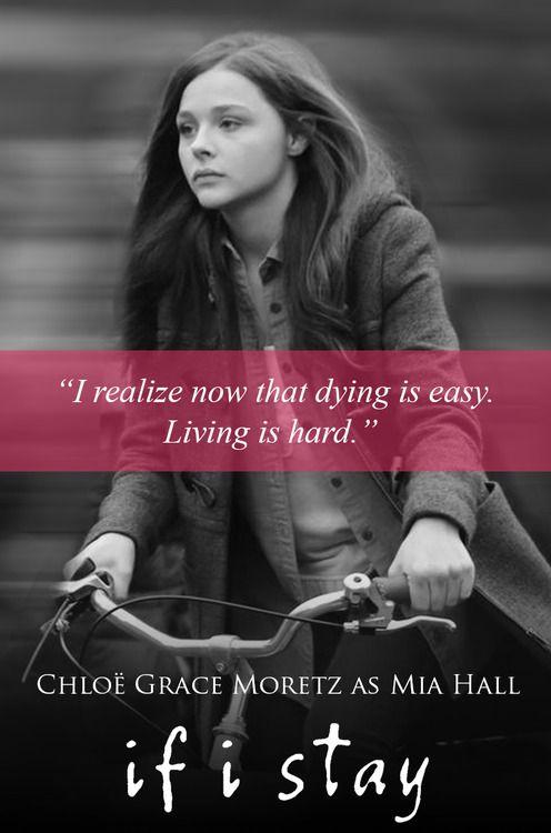denisewy:  Chloe Grace Moretz as Mia Hall for If I Stay Movie (fan art)