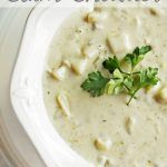 The Best Clam Chowder