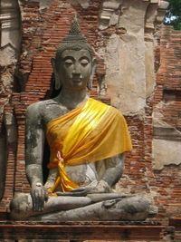 Thailand's Ayutthaya Temples and River Cruise from Bangkok #ayutthaya #bangkok
