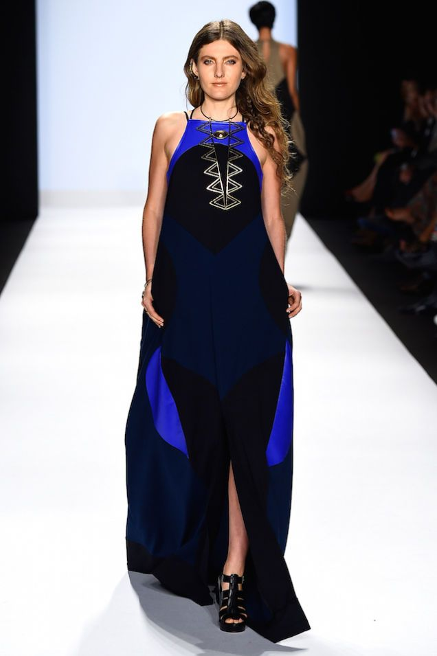 Finale Dress by Amanda on Project Runway 2014 ~ You Will Believe Who Won Project Runway this Year