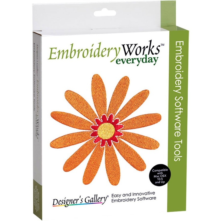 Best machine embroidery software images on pinterest