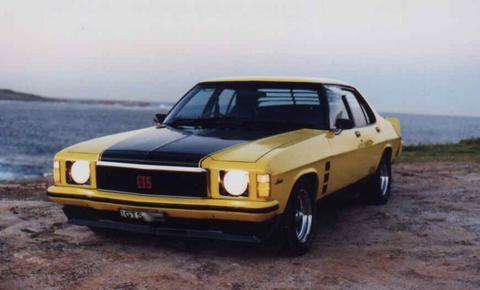 Holden HX Monaro GTS - 4 Door