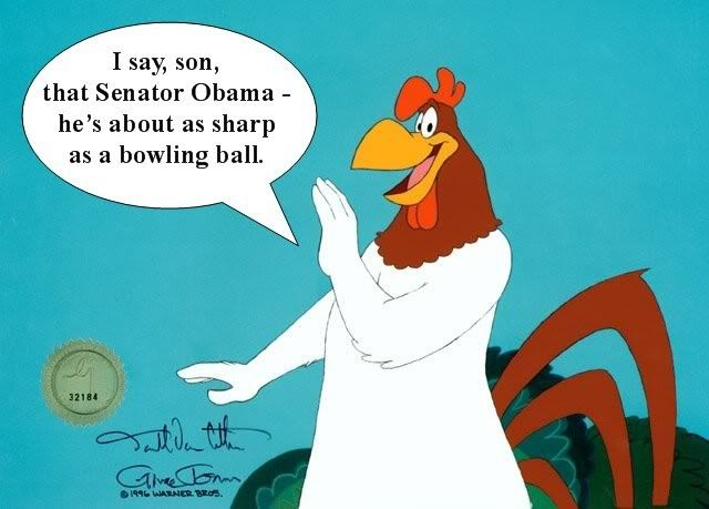 Cartoon Pics And Quotes About Chickens: Foghorn Leghorn Chicken Hawk Quotes