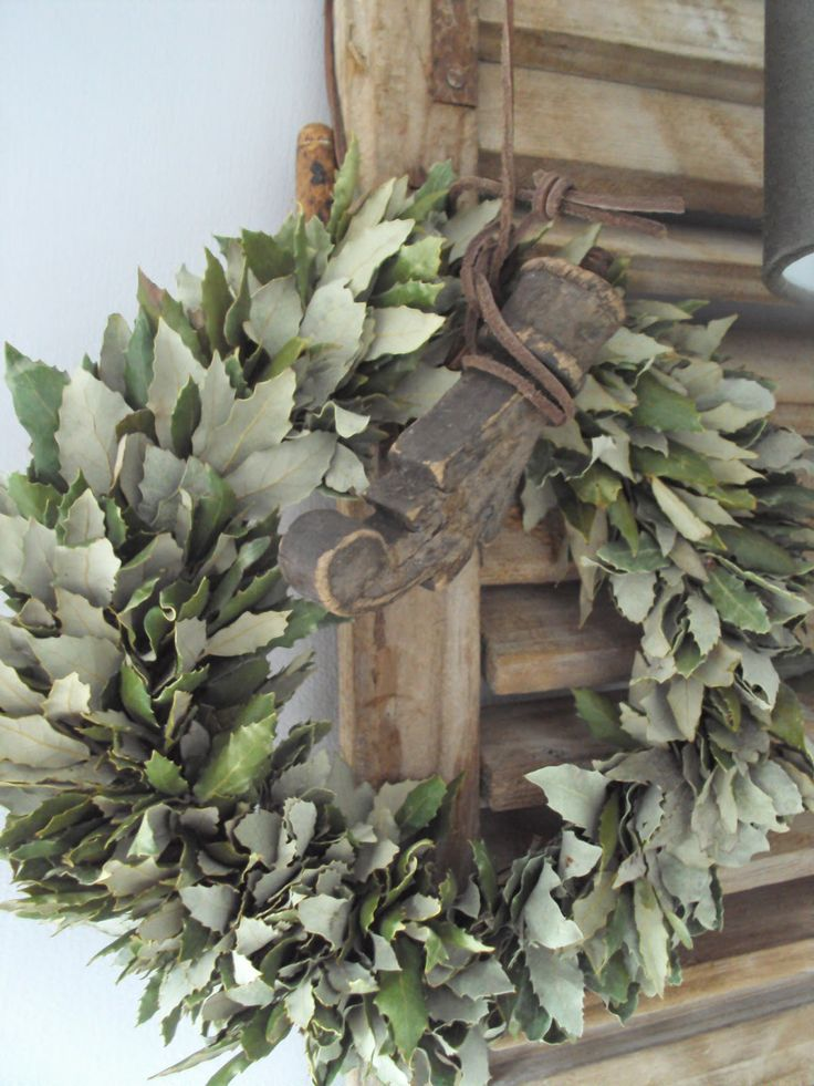 Wreath, Maison Michel