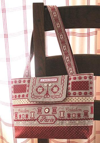 une merveille de sac, comme on aimerait en avoir ! Plus