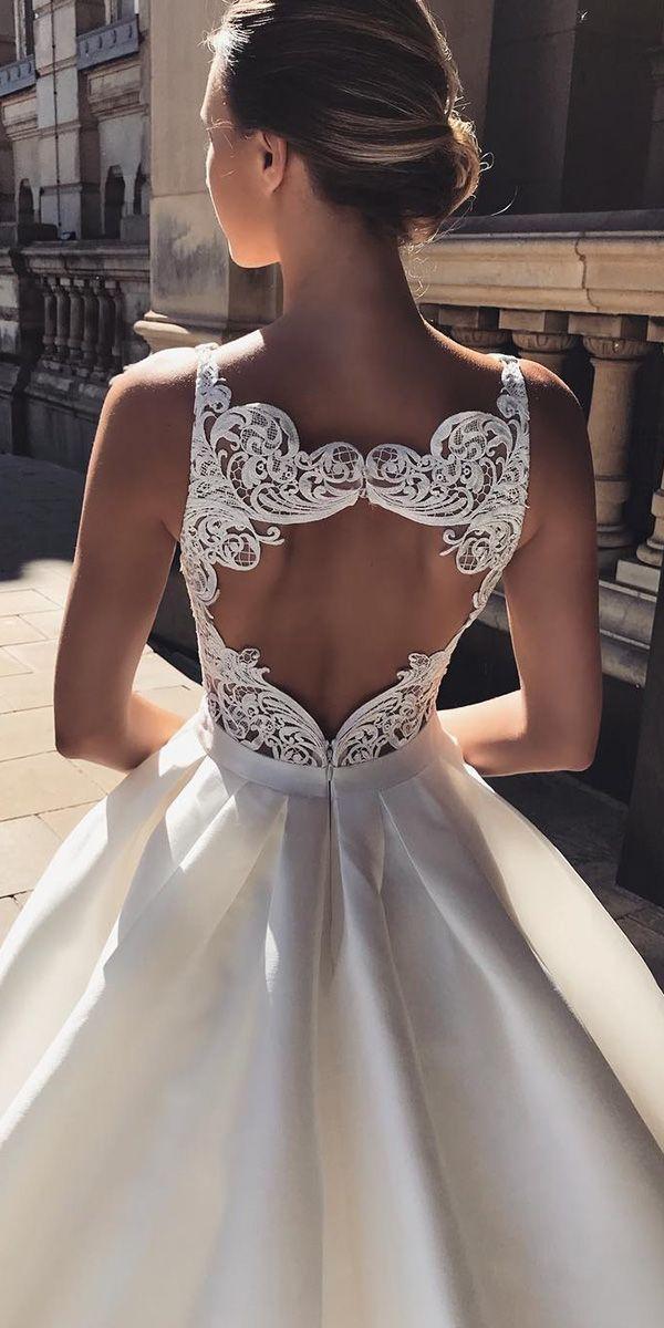 15 Great Ideas For Original Backless Wedding Dresses Dresses
