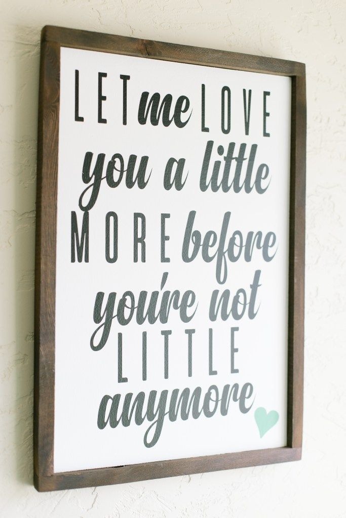 Boy Nursery Ideas Wooden Signs Quotes For Nursery Baby Time