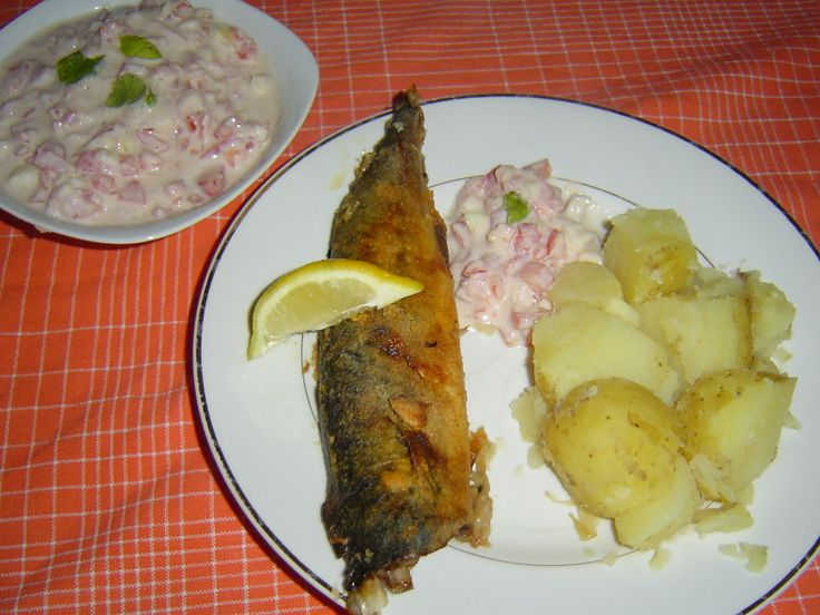 3x makrela pečená v troubě: s bylinkami, po mlynářsku a na balkánský způsob