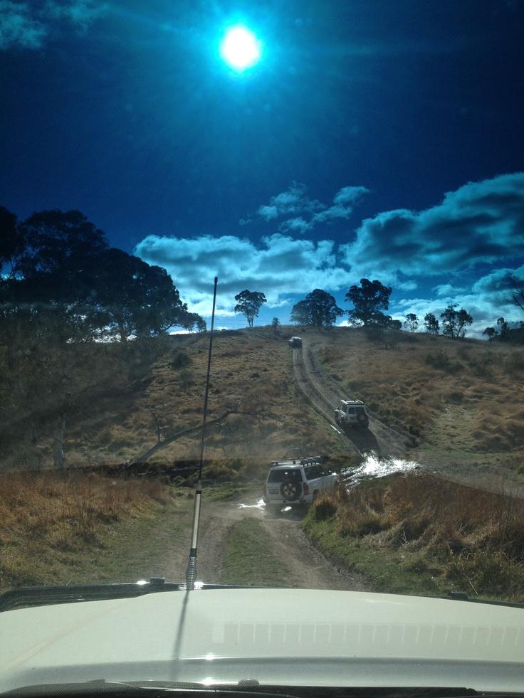 4WDing around Australia
