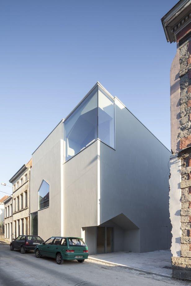 Architecture Faculty in Tournai   Aires Mateus; Photo: Tim Van de Velde   Archinect