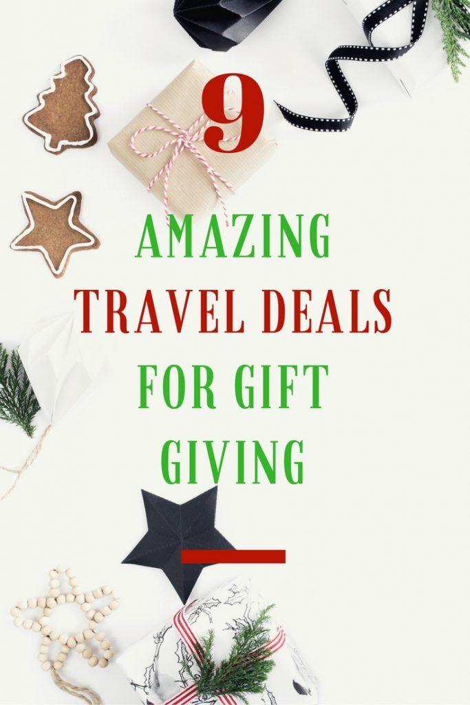 Amazing Black Friday Travel Deals!