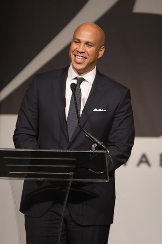 Cory Booker is a real inspiration!