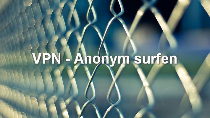 Anonymes Surfen über ein VPN - Anonym surfen mit VPN #VPN #security