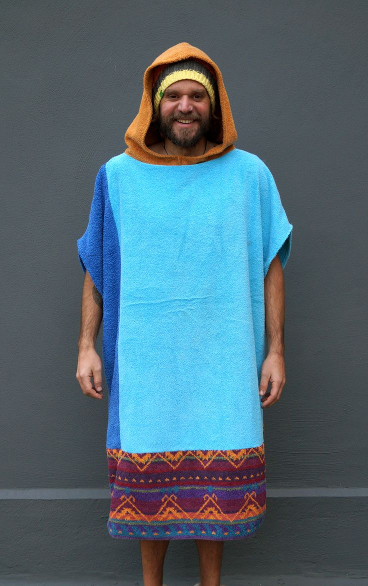 Surf, Watersport, Outdoor, Poncho