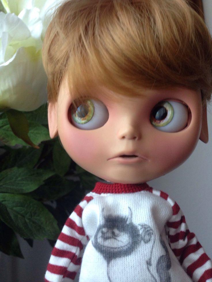 #blytho #dollblythe #custom #customdoll #doll #dollcustom #blythe #blythedoll #blythecustom #blytho #blytheboy #blytheboycustom #toy #custom #ブライス #dudeswithdolls