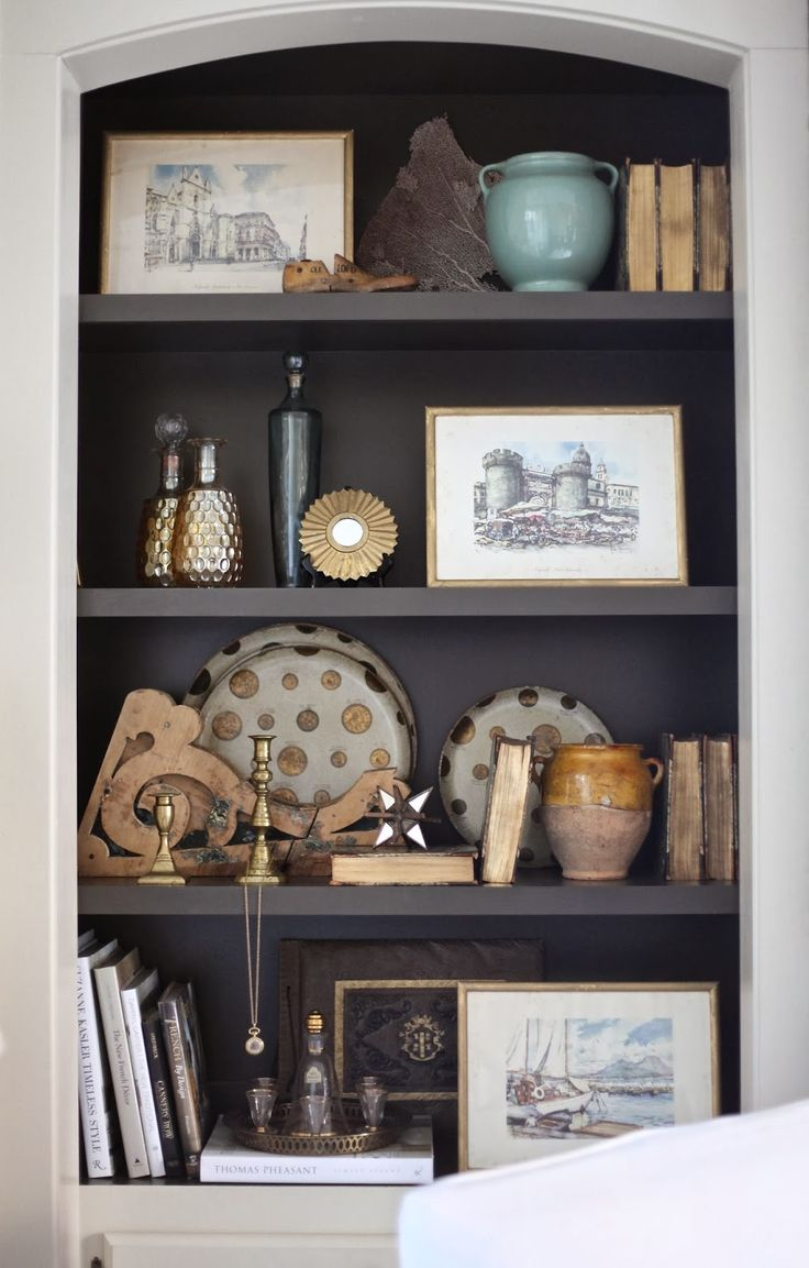 Living Room Shelves And Cabinets 17 Best Ideas About Painted Bookshelves On Pinterest Girls