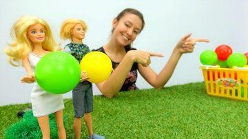 Куклы #БАРБИ на соревнованиях: кто лучше? Игры для девочек и видео про игрушки для девочек http://video-kid.com/21306-kukly-barbi-na-sorevnovanijah-kto-luchshe-igry-dlja-devochek-i-video-pro-igrushki-dlja-devoche.html  Супер видео для крутых девчонок, кто любит игры для девочек и видео про куклы Барби на канале Мамы и Дочки. Сегодня КАТЯ Фисун устраивает конкурс для кукол Барби. Принцессы Барби должны пройти несколько испытаний, а главным призом будет…Смотри видео для девочек и болей за…