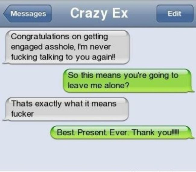 f54365ece0d492726f0c1d136ef89ae1 crazy ex hilarious texts 10 best funny text from ex images on pinterest funny text