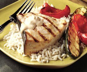 Look no further for a special occasion swordfish recipe! Our Grilled Ginger-Lime Swordfish recipe includes directions for accompanying veggies and sauce.