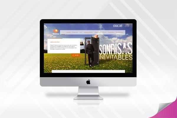 Sitio Web / Website - Televisa Marketing