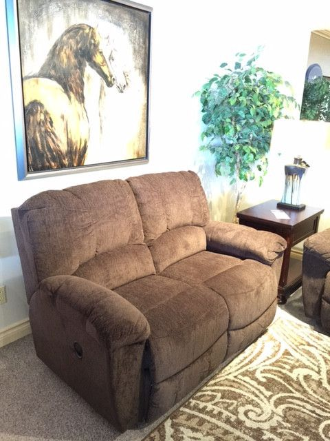 Reclining Loveseat - Mocha