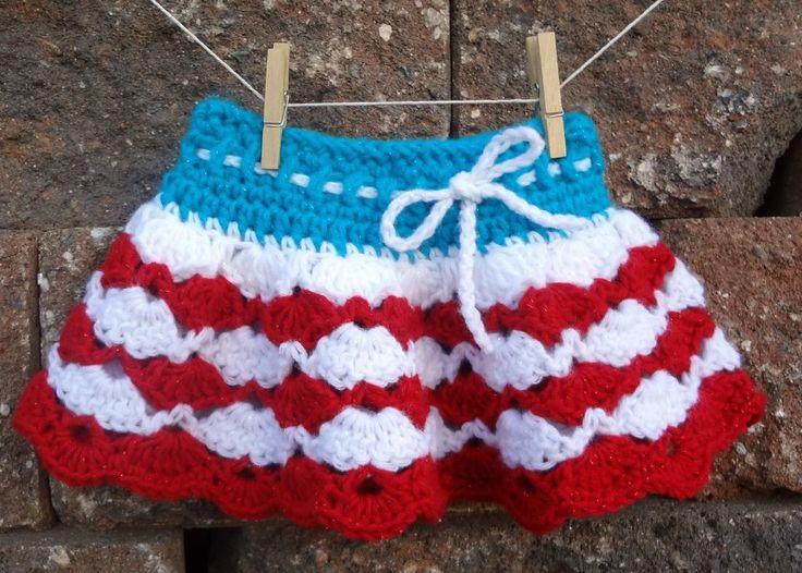 20 Best Crochet Skirts Images On Pinterest Crochet Skirts Crochet