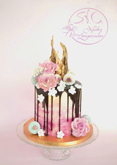 Sugar flowers Creations-Nicky Lamprinou: ΣΕΜΙΝΑΡΙΑ 2016 -17