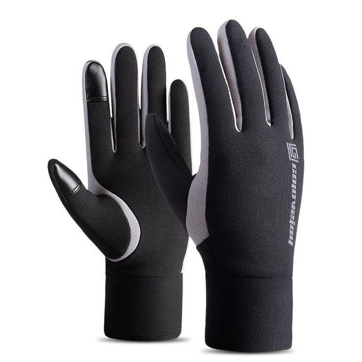 [US$6.27] Men Women Waterproof Touchscreen Mittens Winter Warm Fleece Motorcycle Gloves  #fleece #gloves #mittens #motorcycle #touchscreen #warm #waterproof #winter #women