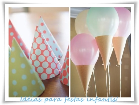 Ballons to a birthday party simple and gorgeous!