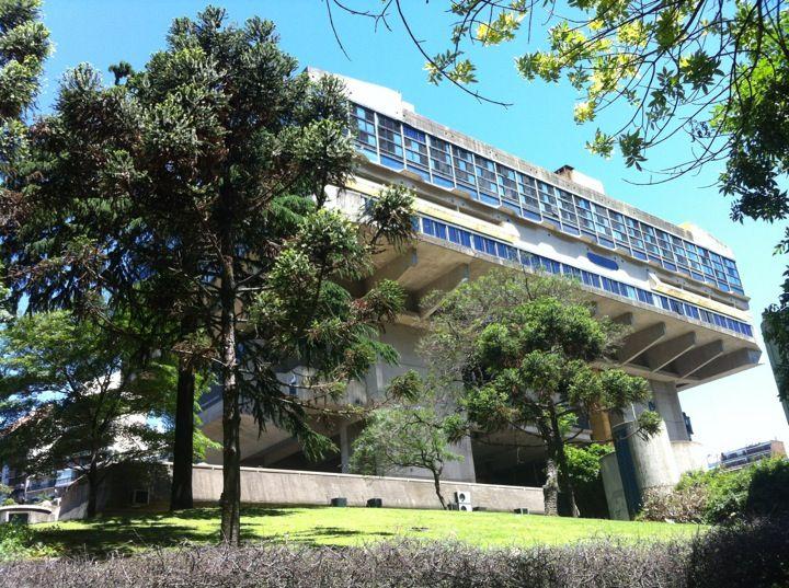 Biblioteca Nacional en Baires, Buenos Aires C.F.