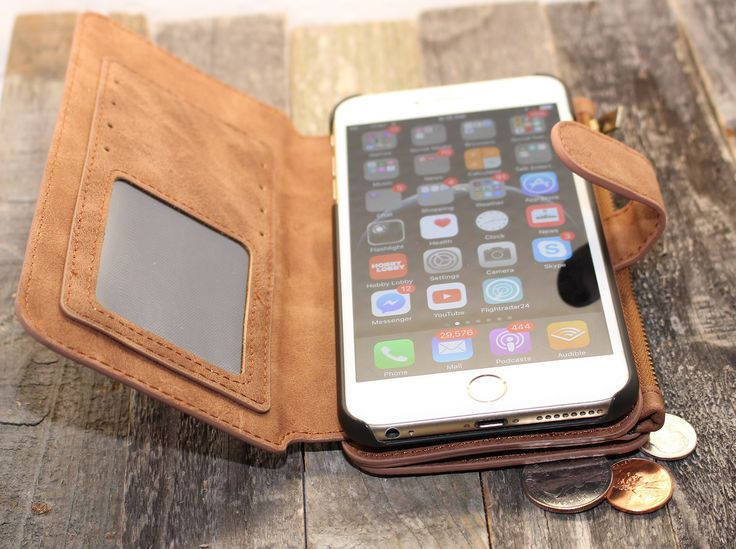 iPhone Wallet — FREE SHIPPING — Limited Quantities – Wallet Hipster