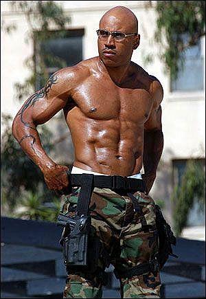 Hunk Day (Bald[ing] Men Edition) - LL Cool J