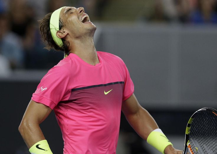 FAST4 tennis: Rafael Nadal defeats Mark Philippoussis, Omar Jasika and Fernando Verdasco in Melbourne | Rafael Nadal Fans