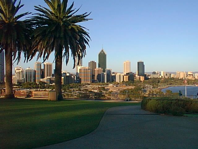 Perth, Australia: Lived here from 1996-1997.