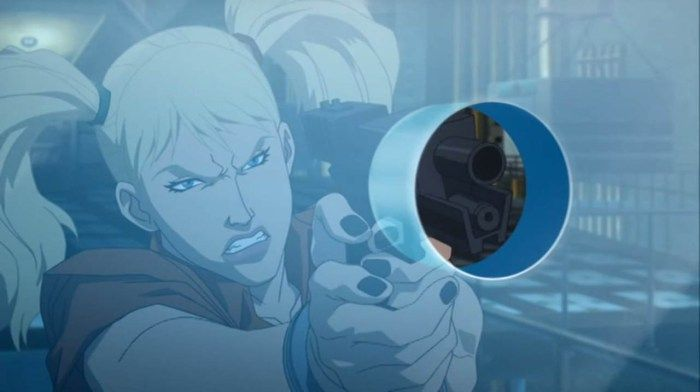 "The Female Villains in ""Assault on Arkham"" by Lindsey Loree @ herstoryarc.com"
